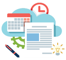 Content Marketing Plan Homepage